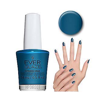 EverGlaze verlengde slijtage nagellak-Current Crush (82308) 14mL