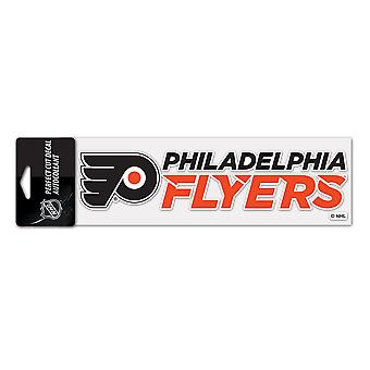 Wincraft Sticker 8x25cm - NHL Philadelphia Flyers