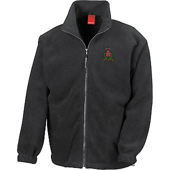 Intelligence Corps-licensierade brittiska armén broderade tungvikt fleece jacka