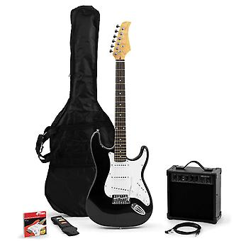 Tiger Beginners Full Size Electric Guitar Starter Pack - Amp, Bag,