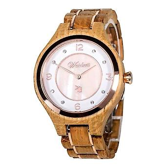 Ladies Watch Waidzeit Barrique Rosé Wine Princess - YR03