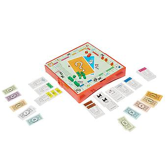 New Hasbro Travel Monopoly Card Game Multi
