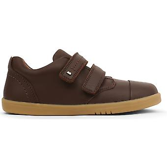 Bobux Kid+ Boys Port Shoes Brown
