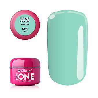 Base one-Pastel-Mint 5g UV gel