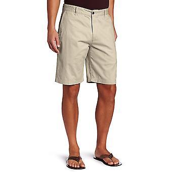 Dockers Men's Classic-Fit Perfect-Short - 31W - Sand Dune (Cotton), Tan, Size 31