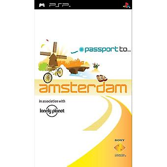 Pass till Amsterdam (PSP)-nytt