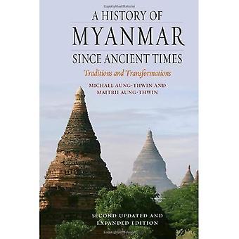 Una historia de Myanmar desde la antigüedad