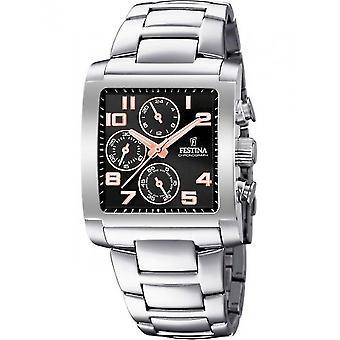 Festina Miesten Watch F20423/7 chronographs