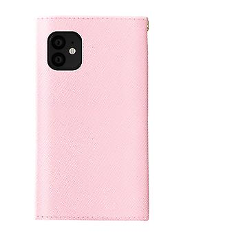 iDeal of Sweden Mayfair Clutch per iPhone 11-Pink