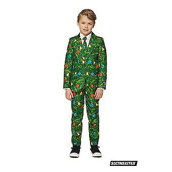 Christmas Suit Fir Tree Costume Costume Pourenfants Master Slimline Premium 3 pièces