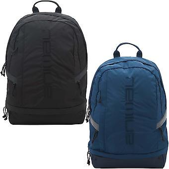 Animal Herre Kickstart justerbar to rem skole College rygsæk rygsække taske
