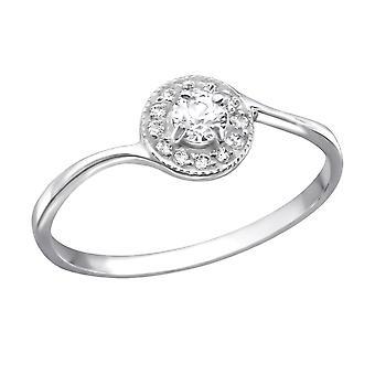 Tondo - argento 925 gioiello anelli - W25255X