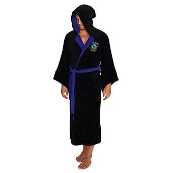 Harry Potter Ravenclaw Kapuzen Bademantel Polyester schwarz Eine Größe