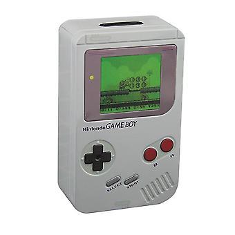 oficjalnie licencjonowane Nintendo Game Boy Tin pieniądze Box - wielokolorowe