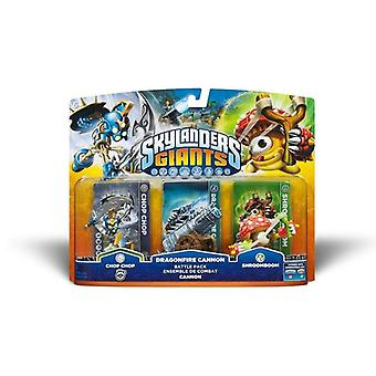 Cañón de Skylanders Giants - Battle Pack - Wii/PS3/Xbox 360/3DS/Wii U