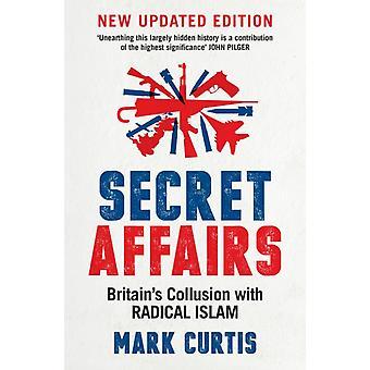 Affaires secrètes par Mark Curtis
