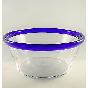 Bergdalshyttan-Blue Edge-6 pcs deep plates/Filbunke Design