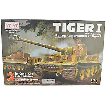 Selbstmontage Taigen Tiger 1 RC Tank - Kit-Version