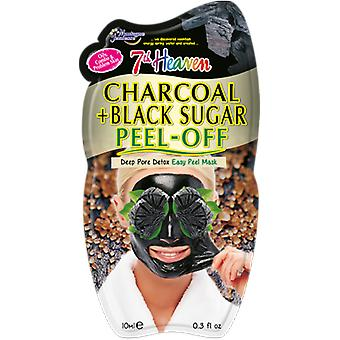 Montagne Jeunesse Charcoal + Black Sugar Peel Off