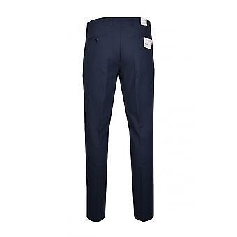 Brax Everest Two Tone Cotton Chino Blue
