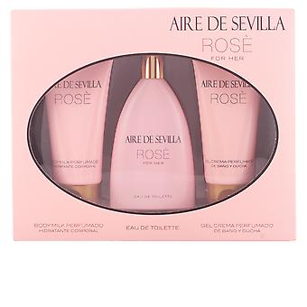 Aire Sevilla Aire De Sevilla Rosè Set 3 Pz For Women