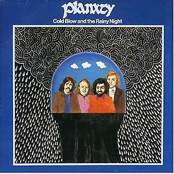 Planxty - importar de USA de noche de golpe y la lluvia fría [CD]