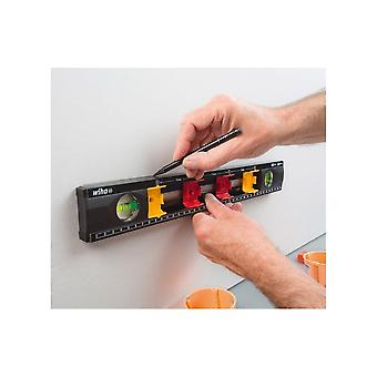 Wiha Tools Electricians Spirit Level With 40cm Ruler