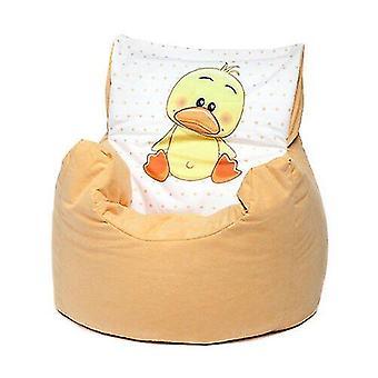 Yellow Duck Childrens Caractère Rempli Beanbag Kids Bean Bag Chair Chambre