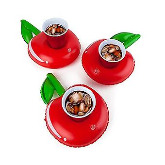 Bigmouth pool party beverage boats (cherries)