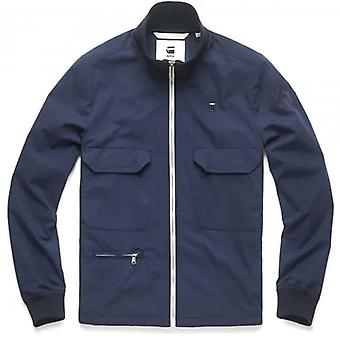 G-Star XPO HDD Over-Shirt Navy Blue