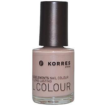 Korres Nail Color High Shine Long Lasting 10ml Metallic Sand (#33)
