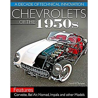 Chevrolets degli anni '50 di David Temple