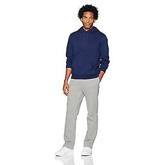 Starter Men's Pullover Hoodie,  Exclusive, Team Navy, XX-Large