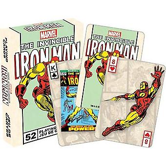 Marvel Ironman retro Spielkarten