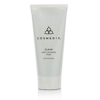 Effacer la taille du salon masque de nettoyage en profondeur clair 219377 170g/6oz