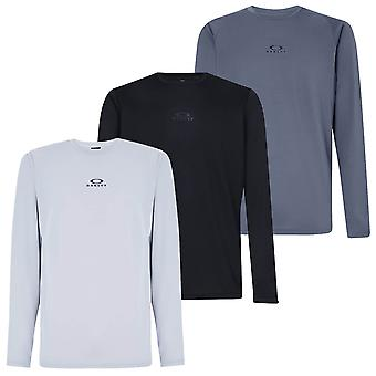 Oakley Hombres 2021 Foundational Training Wicking LS Camiseta