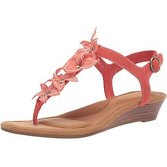 Koolaburra by UGG Women's Arely Heeled Sandal ember glow 05 B US
