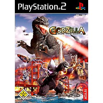Godzilla Save the Earth (PS2) - Nouvelle usine scellée