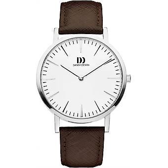 Reloj de pulsera Unisex de Londres de diseño danés IQ12Q1235