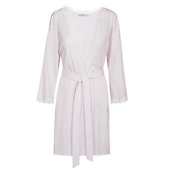 Féraud 3191143-11577 Women's High Class New Rose Pink Modal Dressing Gown Loungewear Robe