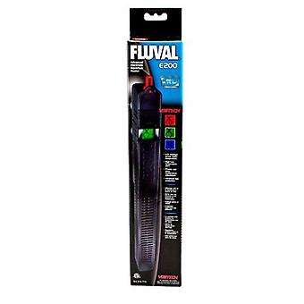 Fluval FLUVAL E 200 w TERMOCALENTADOR (Fish , Aquarium Accessories , Heaters)