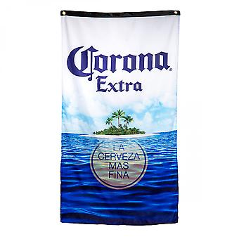 Corona Extra Island Flag