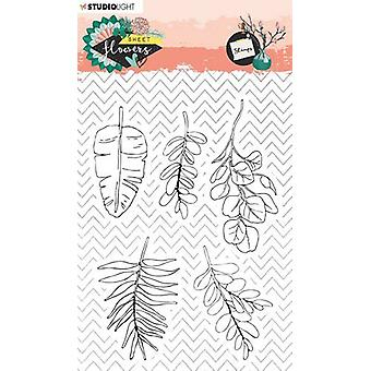 Studio Light Sweet Flowers Clear Stamps-NR. 439