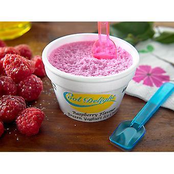 Cooldelight Raspberry Yogurt Ice Cream Insulated Cups