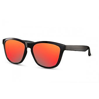 Sonnenbrillen Herren schwarz/rot (CWI2466)