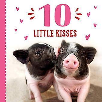 10 Little Kisses av Taylor Garland - 9780316420839 Bok