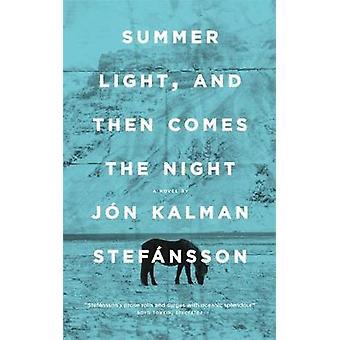 Summer Light - e poi arriva la notte di Jon Kalman Stefansson - 97