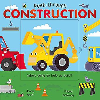 Peek-Through Construction by Fhiona Galloway - 9781848578524 Book