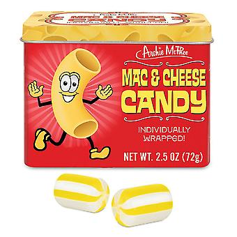 Archie McPhee Mac & Cheese Candy