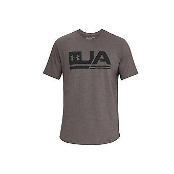 Under Armour Sportstyle SS Tee 1318562176 universal all year men t-shirt